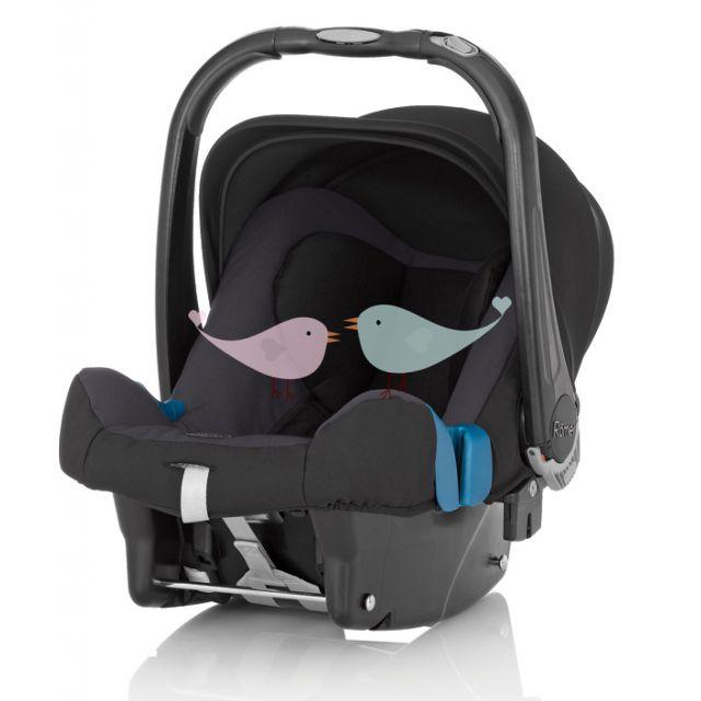 Автокресло britax romer baby-safe plus ii shr: отзывы и обзор