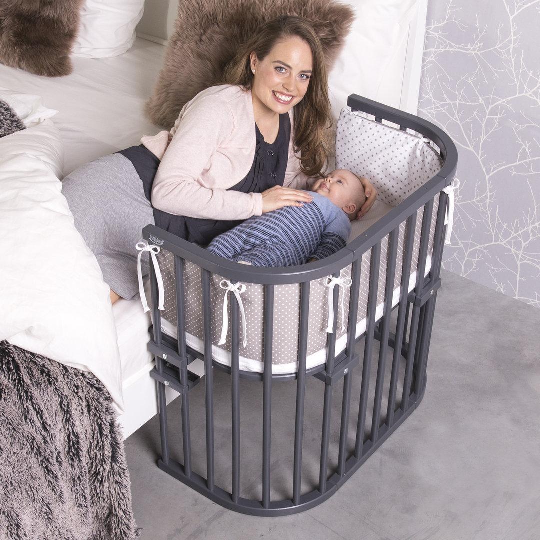 Приставная кроватка для новорожденных   мебель   mattrasik.ru