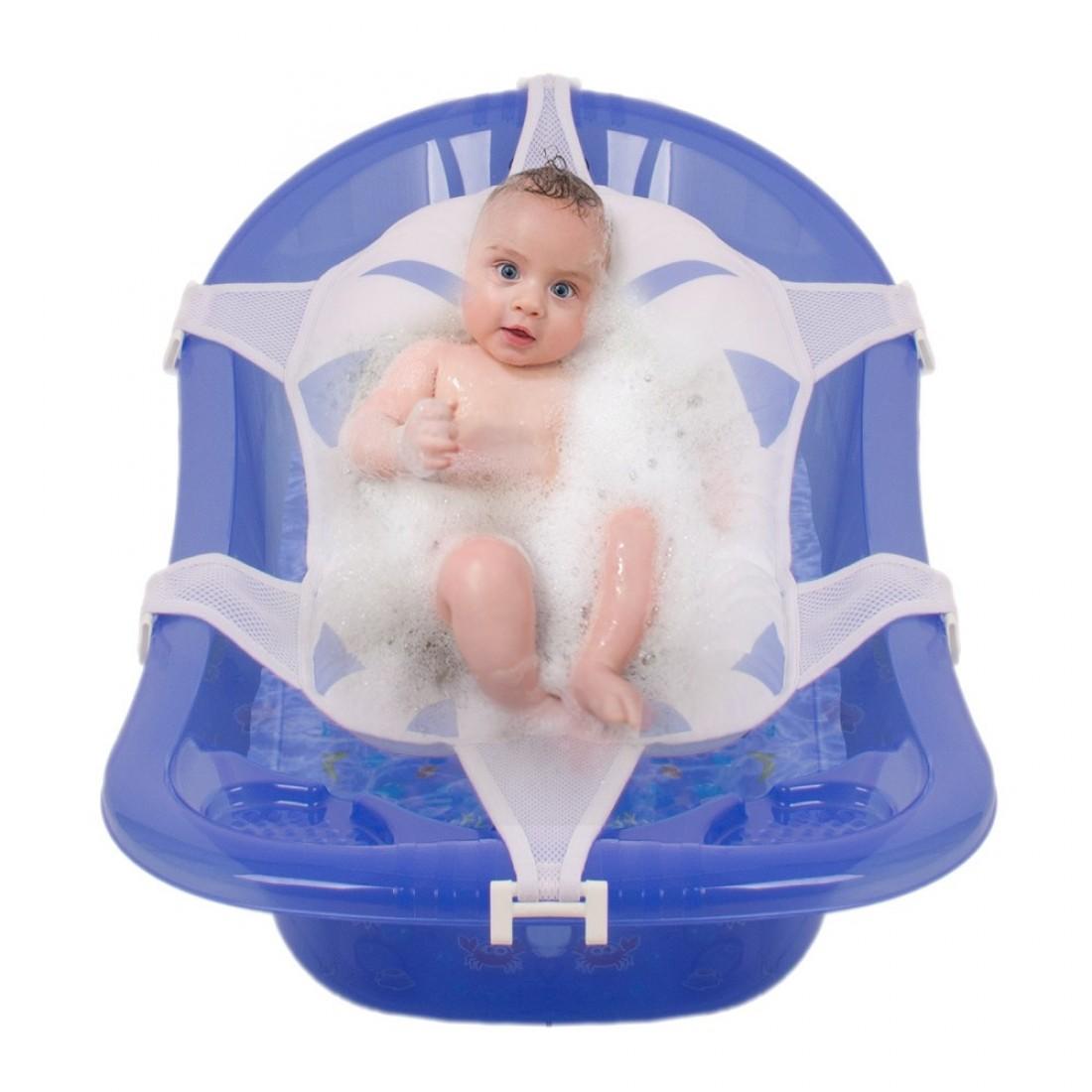 Выбираем гамак для купания новорожденных