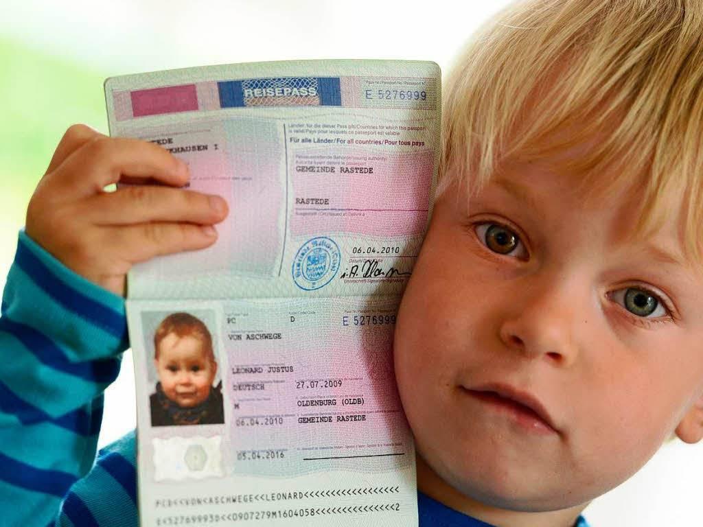 Как оформить шенгенскую визу для ребенка в 2019 году