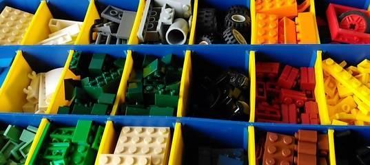 Как хранить детали Лего: 10 простых советов