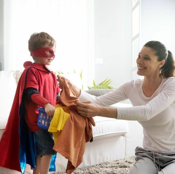 Как приучить ребенка к порядку, чистоте в доме и дисциплине