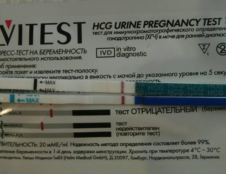 Беременность есть, а тест отрицательный: почему так бывает при наличии признаков и симптомов