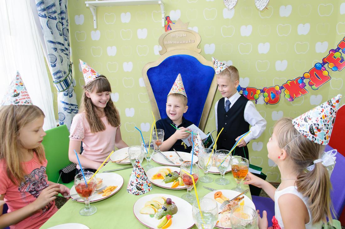 Сценарий детского дня рождения. первый юбилей. 10 лет  .