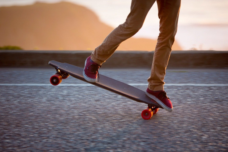 Правила выбора скейдборда для начинающего