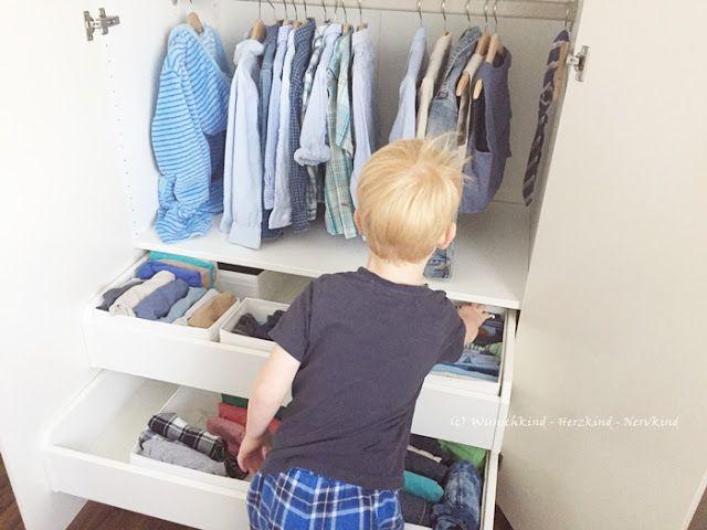 Порядок в шкафу, как складывать вещи чтобы был образцовый порядок