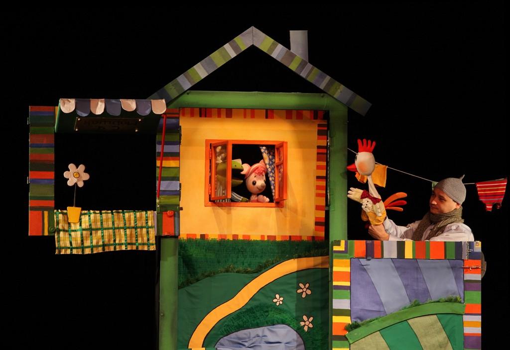 Сценарии кукольных спектаклей, страница 4. воспитателям детских садов, школьным учителям и педагогам - маам.ру