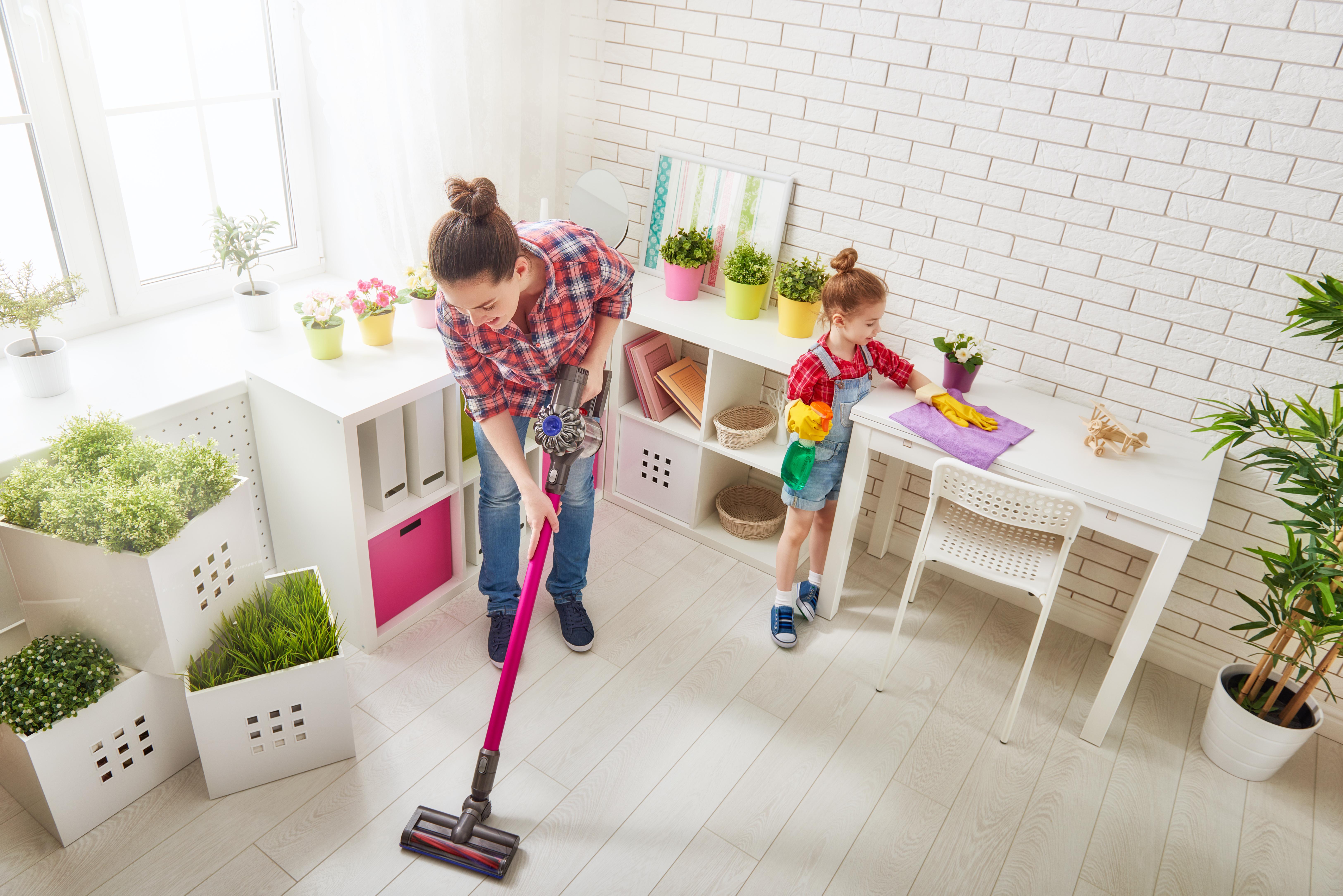 10 лайфхаков для уборки - как убираться намного реже, проще и быстрее