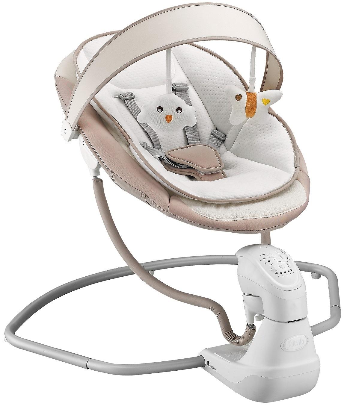 Лучшие электрокачели для новорожденных: рейтинг, отзывы