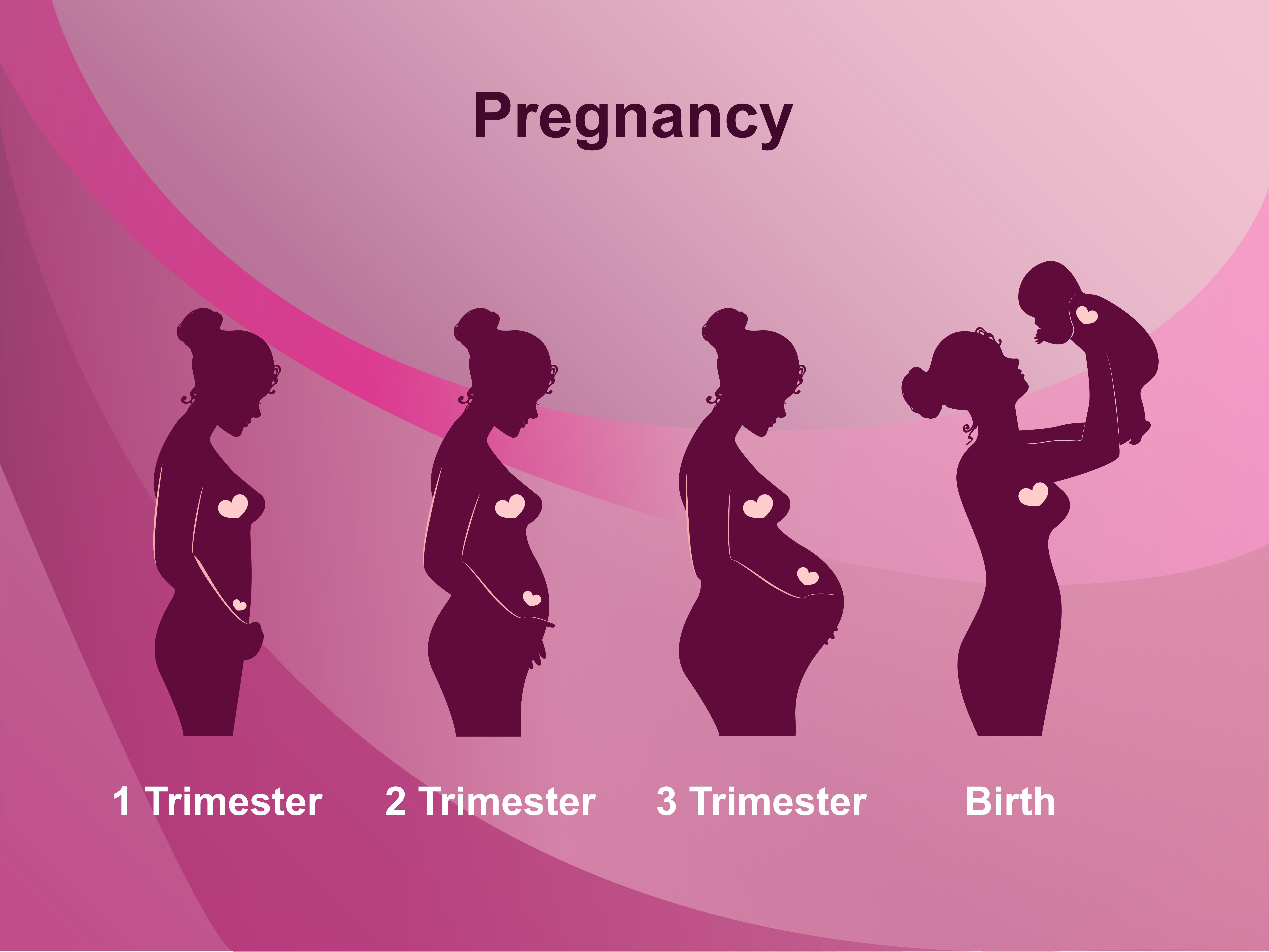 Особенности второй беременности