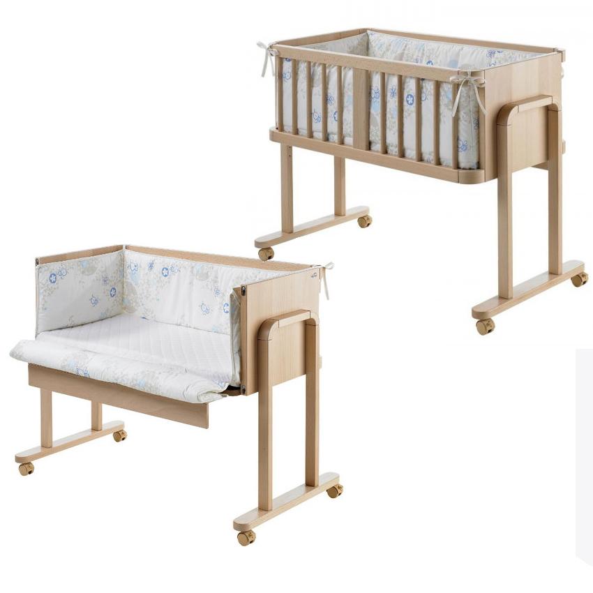 Подготовка кроватки для новорожденного: где поставить и как застелить?