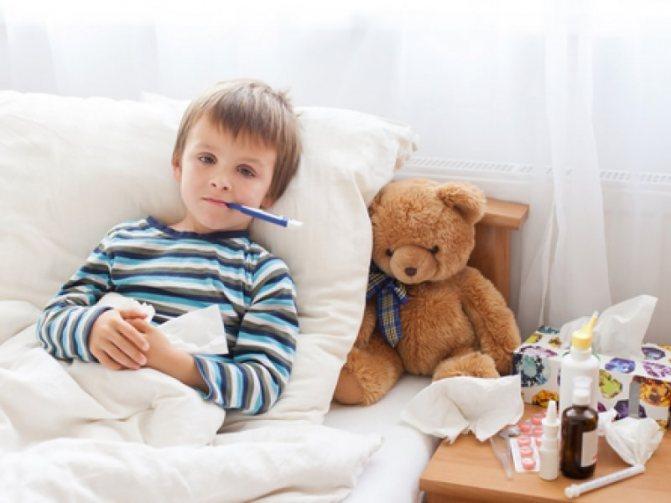 Грипп: симптомы у детей и 6 советов педиатра об уходе на дому