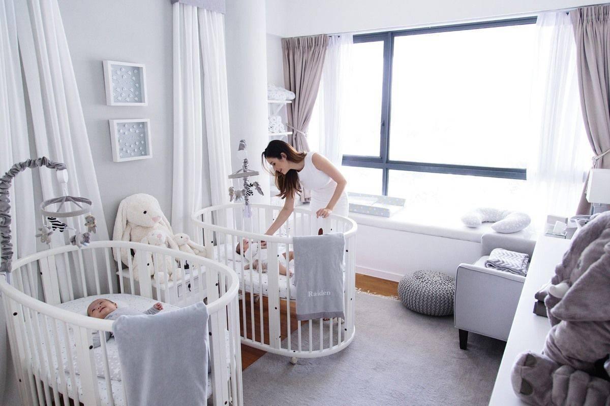 Как правильно оборудовать спальное место для новорожденного?