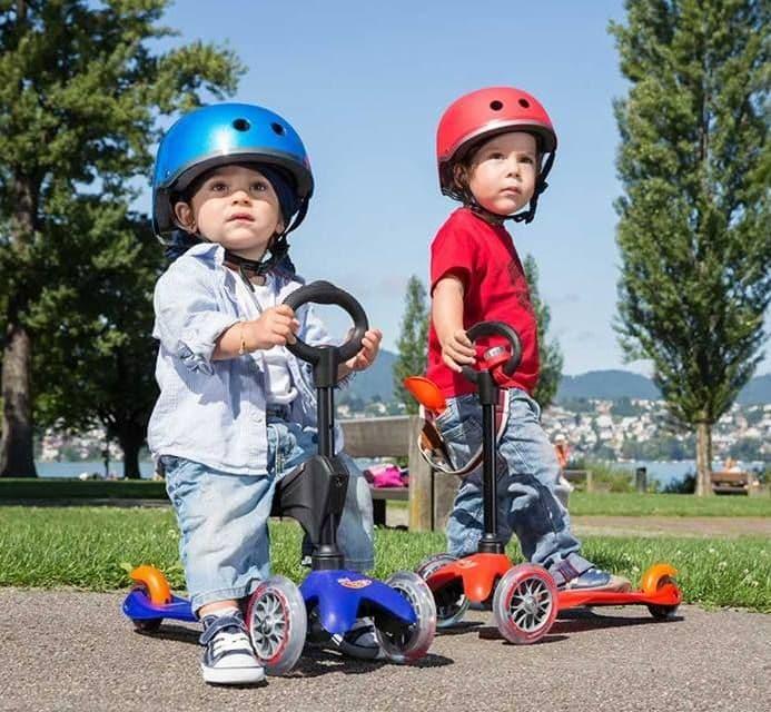 Топ-9 лучших самокатов для детей от 5 лет 2020 года в рейтинге zuzako