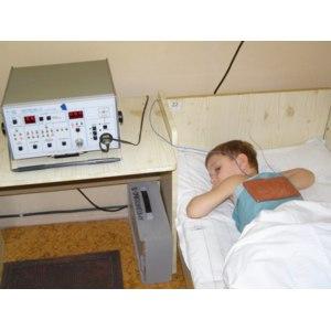 Преимущества электрофореза для грудничков