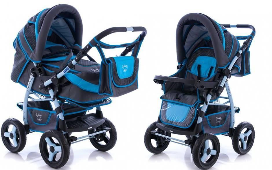 Детская коляска-трансформер: преимущества и недостатки, современные модели, 2 в 1 для новорожденных
