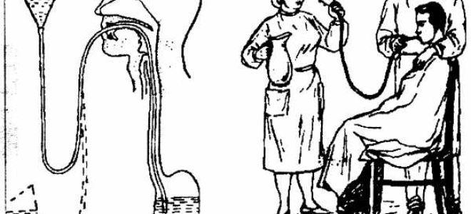 Промывание желудка детям разного возраста - здоровыйжелудок