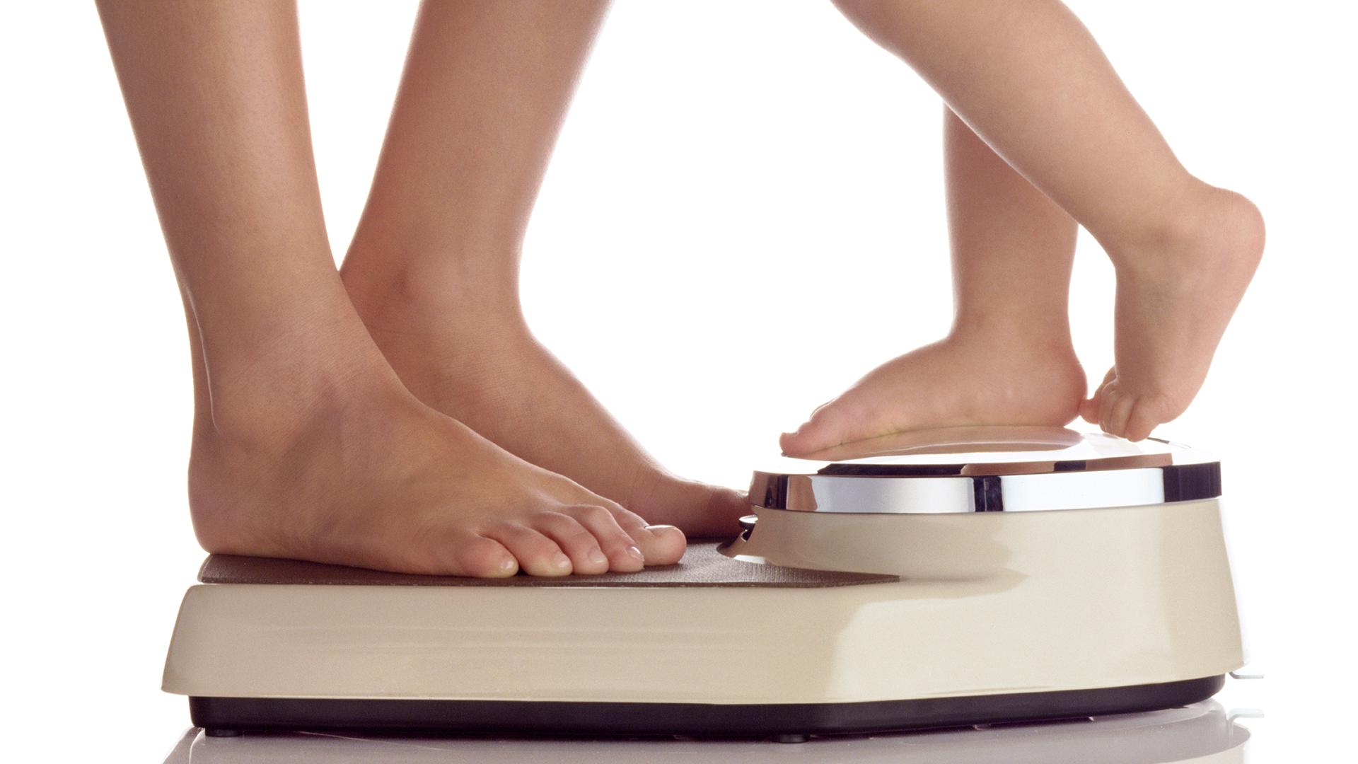 Способы избавления от лишнего веса после родов