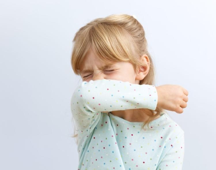Затрудненный вдох при кашле у ребенка ночью