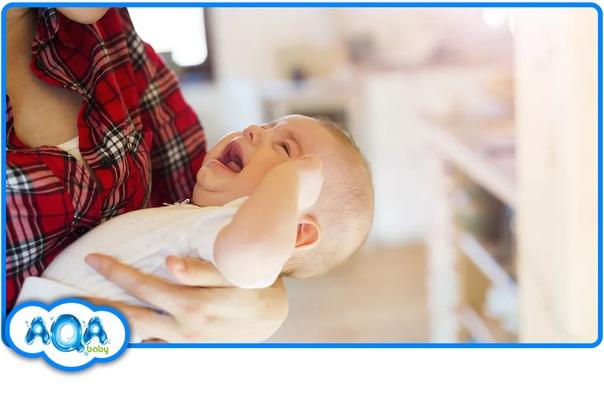 5 способов успокоить младенца | уроки для мам