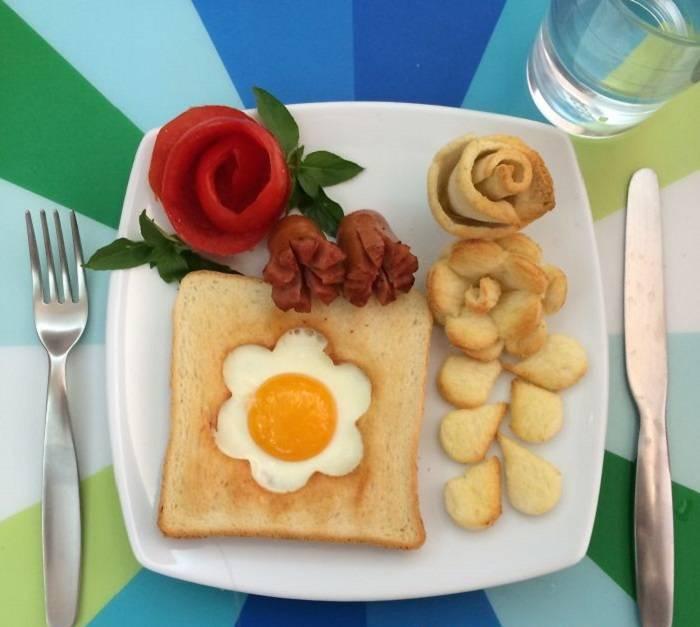 Завтрак для детей: 7 вариантов полезного завтрака для дошкольника | parents
