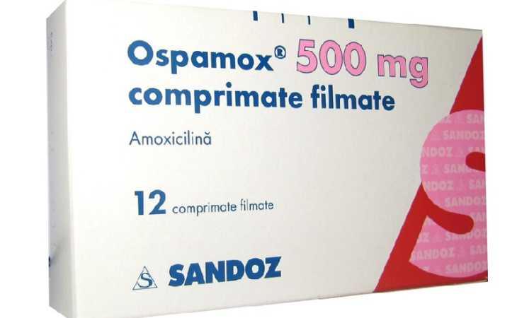 Суспензия для детей оспамокс (125 и 250 мг): инструкция по применению и аналоги препарата