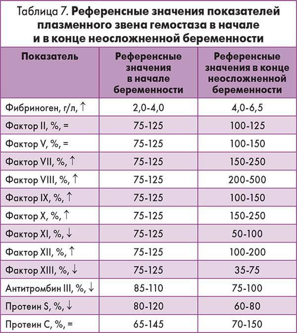 Уровень фибриногена на разных сроках беременности: показатели на 1, 2, 3 триместре
