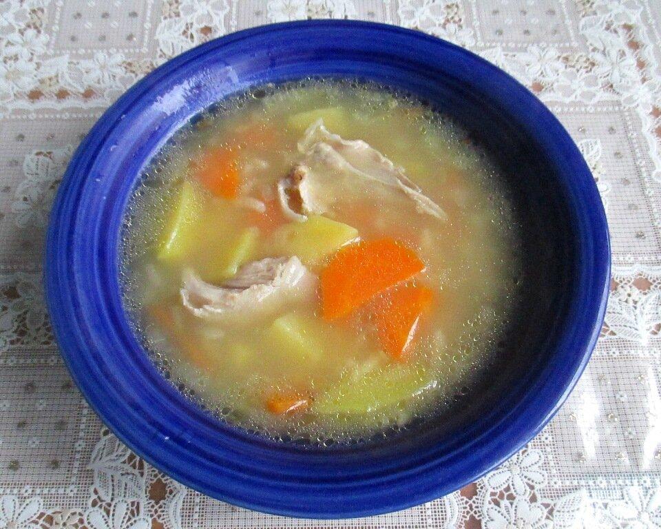 Когда можно давать первый суп грудничку, рецепты приготовления