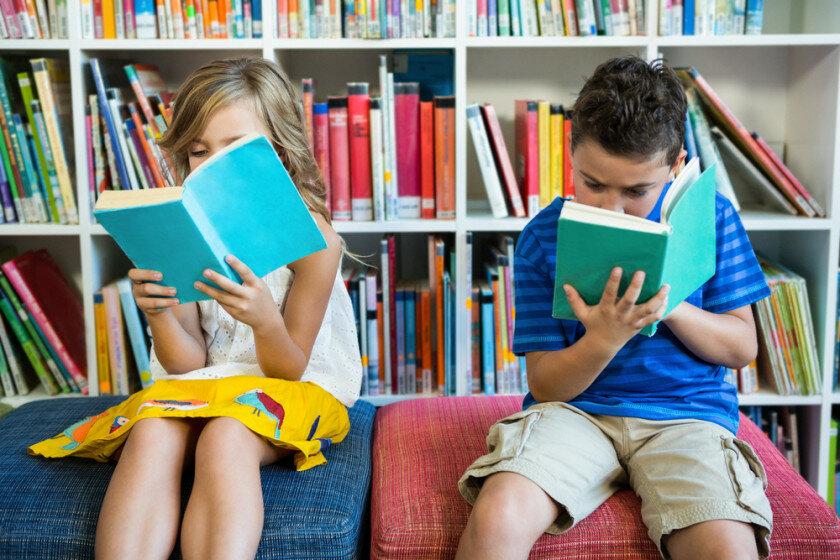 Как приучить ребенка читать книги каждый день - памятка для родителей