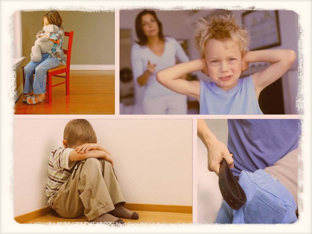 Как наказывать ребенка за плохое поведение правильно?
