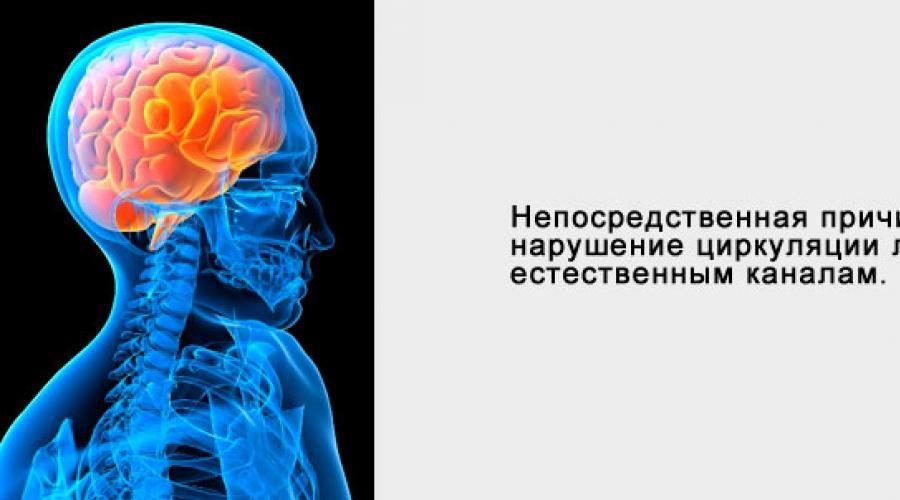 Гидроцефалия головного мозга у детей: симптомы, диагностика и лечение