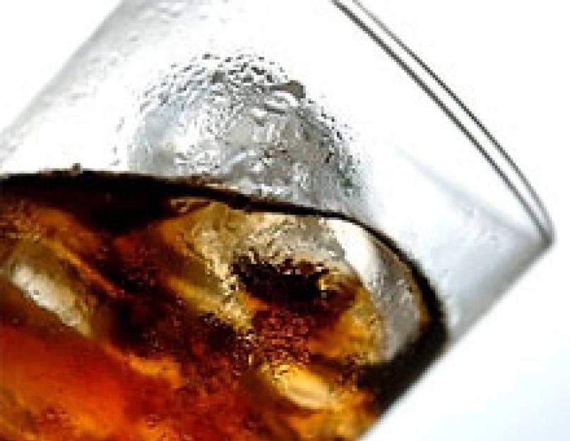 Вредно ли детям пить кока-колу – ответ доктора комаровского