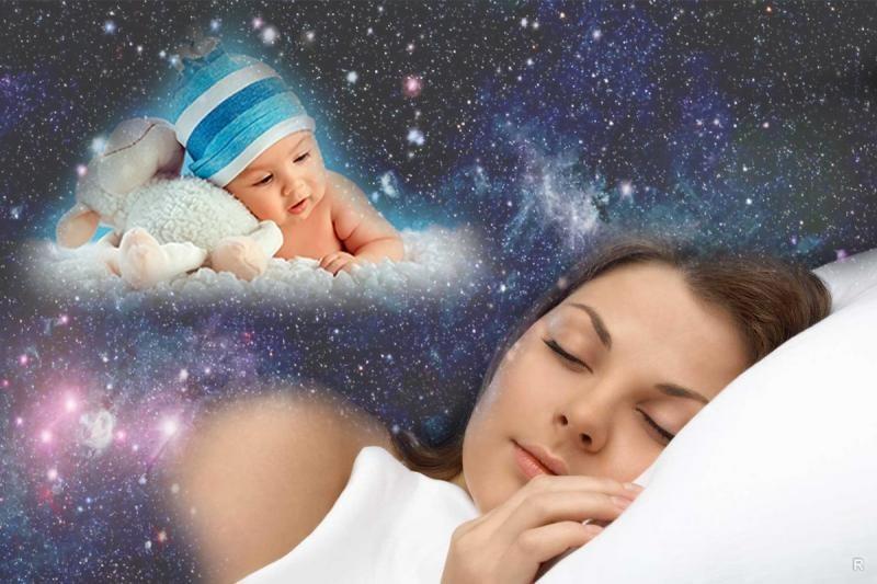 Узнаем когда ребенок начнет спать всю ночь? советы и рекомендации