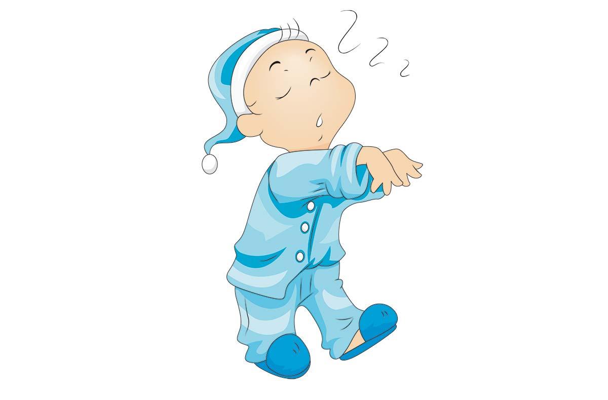 Лунатизм у детей: почему возникает и как его лечить