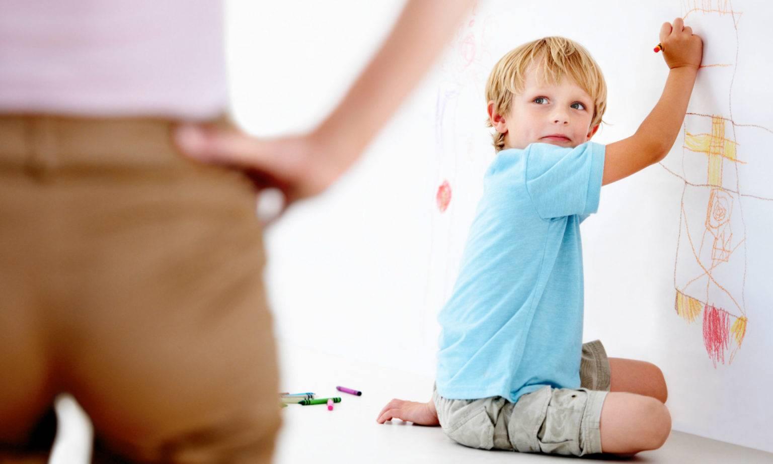 Как ребенка наказывать в 7 лет?   babytut