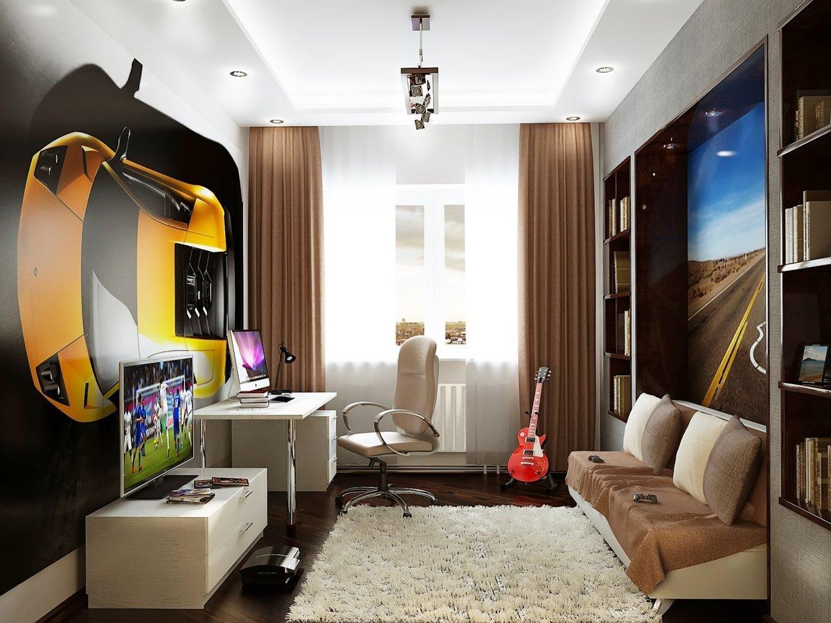 10 лучших стилей интерьера для маленьких квартир