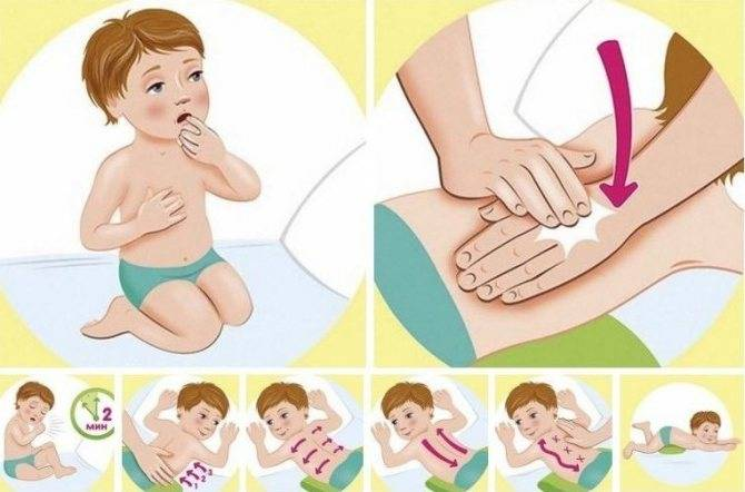 Чем лучше растереть ребёнка при кашле, простуде или бронхите