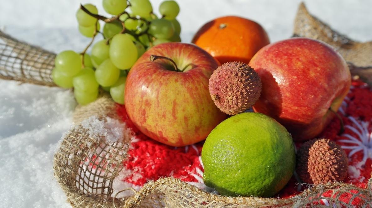 6 самых полезных зимних фруктов