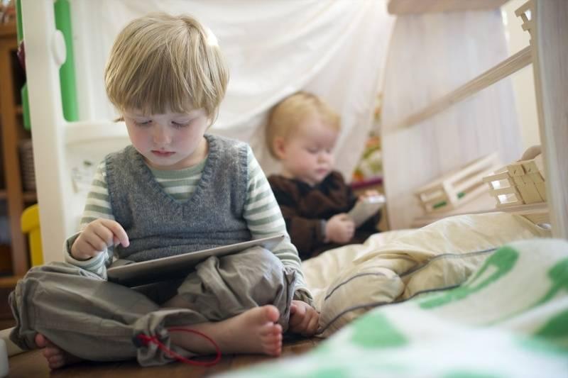 Влияние гаджетов на детей: последние исследования