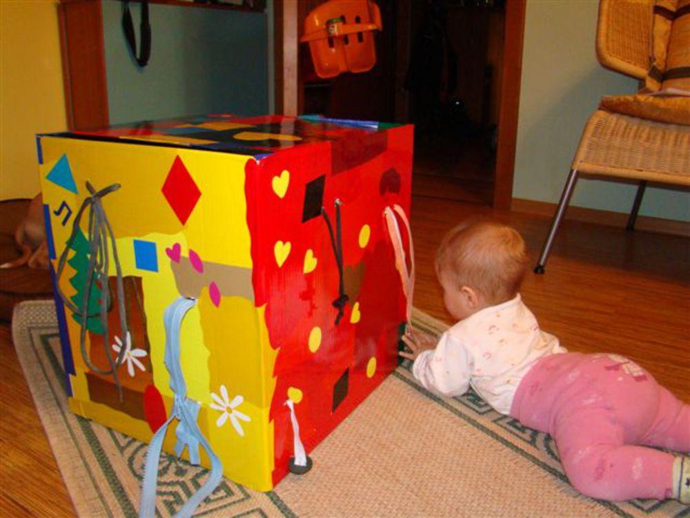 Игры с предметами для детей 1-2-3 лет с целями