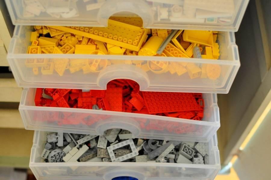 Хранение lego. рекомендации экспертов и опытных родителей