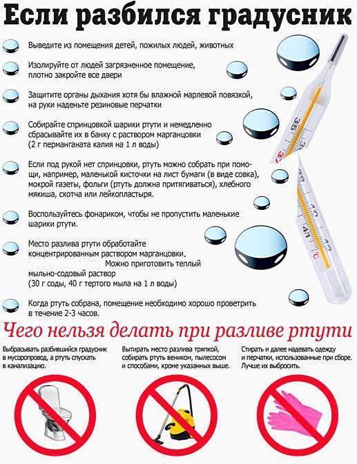 Что будет если выпить или проглотить ртуть из градусника | dlja-pohudenija.ru