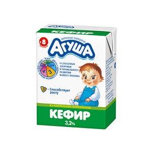 С кагого возраста давать ребенку кефир (таблица+3 рецепта)