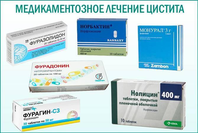 Лучшие антибиотики от цистита для детей: список по возрастам