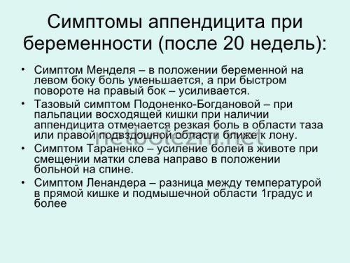 Острый аппендицит у детей: симптомы, операция / mama66.ru