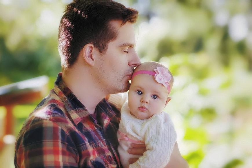 9 признаков, по которым можно определить, что мужчина будет хорошим отцом