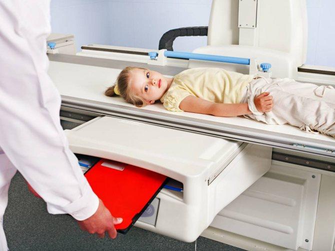 Цистография у детей последствия
