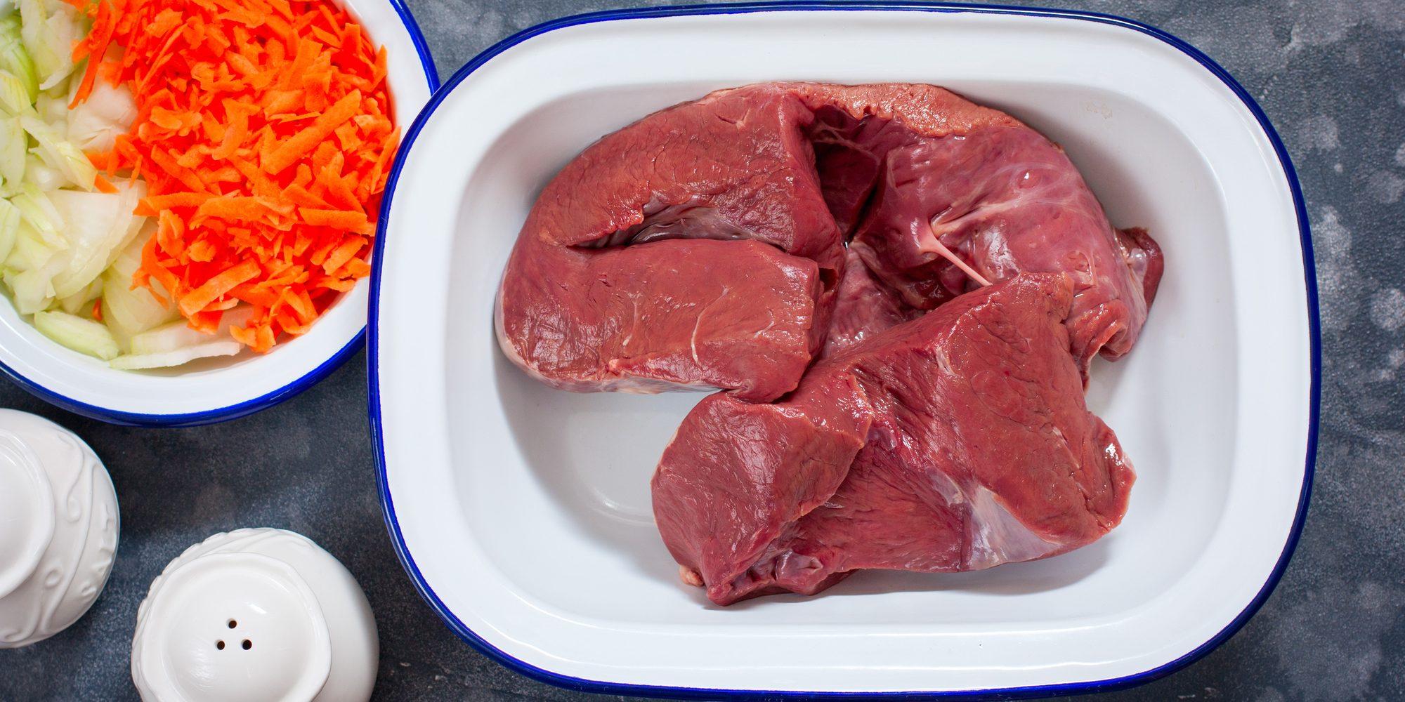 Прикорм печенью грудничка: куриная, говяжья
