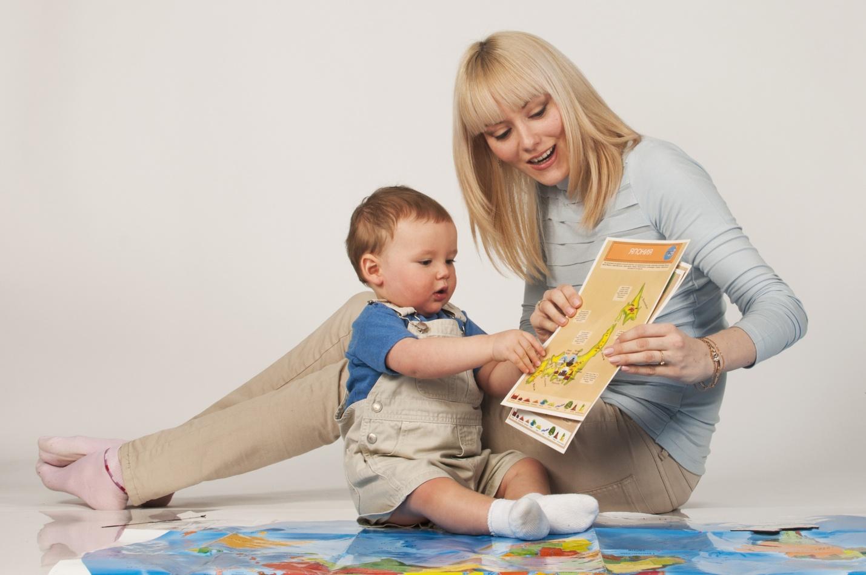 Как воспитывать ребенка до года?