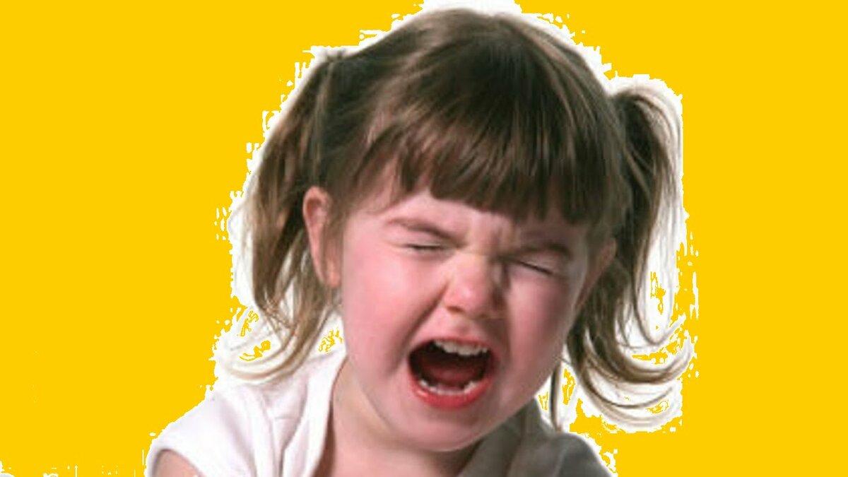 Как справиться с детской истерикой | 5 важных правил